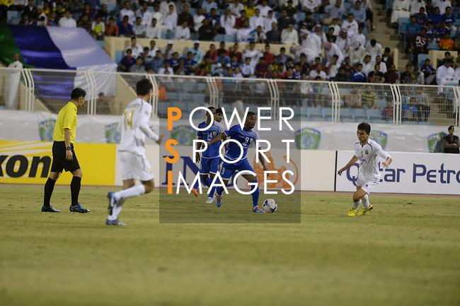 Al-Fateh (KSA) vs Bunyodkor (UZB) during the 2014 AFC Champions League Match Day 1 Group B match on 25 February 2014 at Prince Abdullah bin Jalawi Stadium, Al-Hasa, Saudi Arabia. Photo by Stringer / Lagardere Sports
