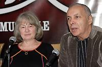 montreal (qc) Canada - dec 2<br />  2009,- ? Roussel, meteur en scene,<br /> les filles de caleb - la comedie musicale press conference