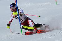 20th February 2021; Cortina d'Ampezzo, Italy; FIS Alpine World Ski Championships, Women's Slalom; Chiara Mair