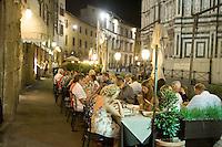 Vita notturna a Firenze.<br /> Nightlife in Florence.<br /> UPDATE IMAGES PRESS/Riccardo De Luca