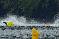 Frame 0: 4-Z and 53-M come together in turn 1.  (Outboard Runabout)