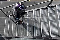 10th 2020, Nuerburgring, Nuerburg, Germany; FIA Formula 1 Eifel Grand Prix, Qualifying sessions;  44 Lewis Hamilton GBR, Mercedes-AMG Petronas Formula One Team
