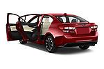 Car images of 2021 Subaru Impreza Limited 4 Door Sedan Doors