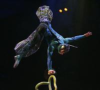 Montreal (Qc) CANADA -  2009 file photo ; cirque du soleil Ovo