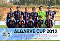 The Algarve Women's Football Cup 2012: Japan 2-1 Norway