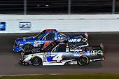 #52: Stewart Friesen, Halmar Friesen Racing, Chevrolet Silverado Halmar International, #4: Todd Gilliland, Kyle Busch Motorsports, Toyota Tundra Mobil 1