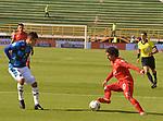 Patriotas igualó 1-1 ante Boyacá Chicó. Fecha 7 Liga BetPlay I-2020.