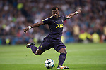 Serge Aurier of Tottenham Hotspur FC in action during the UEFA Champions League 2017-18 match between Real Madrid and Tottenham Hotspur FC at Estadio Santiago Bernabeu on 17 October 2017 in Madrid, Spain. Photo by Diego Gonzalez / Power Sport Images