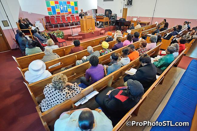 800 Bissell church anniversary