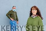 Killarney Flim makers Noreen Moynihan and Dennis Earlie