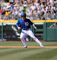Andy Weber - Chicago Cubs 2020 spring training (Bill Mitchell)