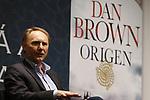 """2017.10.17 Dan Brown """"ORIGEN"""""""