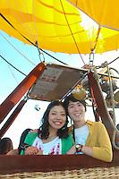 20150110 10 January Hot Air Balloon Cairns