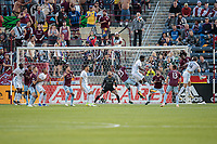 Commerce City, CO - Saturday, June 8, 2019: The Colorado Rapids win against Minnesota United FC 1 - 0 to extend unbeaten streak to 5 games.