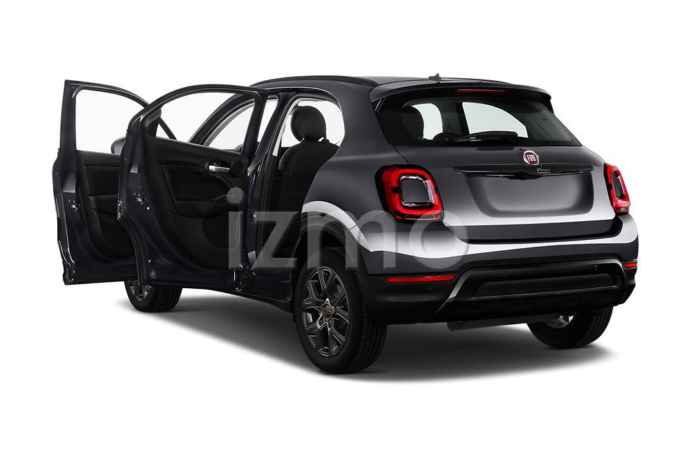 Car images of 2019 Fiat 500X Cross-S-Design 5 Door SUV Doors