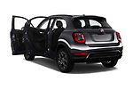 Car images of 2019 Fiat 500X Cross-S-Design 5 Door SUV Doors