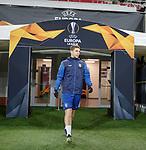 07.11.18 Rangers training at the Spartak Stadium, Moscow: Jon Flanagan