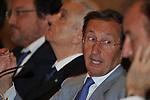 GIANFRANCO FINI<br /> PREMIO GUIDO CARLI - TERZA  EDIZIONE<br /> PALAZZO DI MONTECITORIO - SALA DELLA LUPA<br /> CON RICEVIMENTO  HOTEL MAJESTIC   ROMA 2012