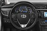 Car pictures of steering wheel view of a 2014 Toyota Corolla Comfort 4 Door Sedan 2WD Steering Wheel