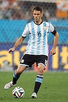 Martin Demichelis of Argentina