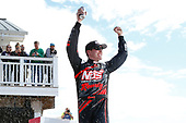 NASCAR XFINITY Series<br /> Zippo 200 at The Glen<br /> Watkins Glen International, Watkins Glen, NY USA<br /> Saturday 5 August 2017<br /> Kyle Busch, NOS Rowdy Toyota Camry celebrates in victory lane <br /> World Copyright: Russell LaBounty<br /> LAT Images