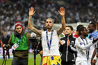 Pictured: Chico Flores. Sunday 24 February 2013<br /> Re: Capital One Cup football final, Swansea v Bradford at the Wembley Stadium in London.