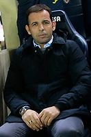 Villarreal CF's coach Javier Calleja during La Liga match. December 10,2017. (ALTERPHOTOS/Acero)<br /> Liga Campionato Spagna 2017/2018<br /> Foto Alterphotos / Insidefoto <br /> ITALY ONLY