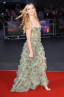 """Kathryn Newton<br /> arriving for the London Film Festival 2017 closing gala of """"Three Billboards"""" at Odeon Leicester Square, London<br /> <br /> <br /> ©Ash Knotek  D3337  15/10/2017"""