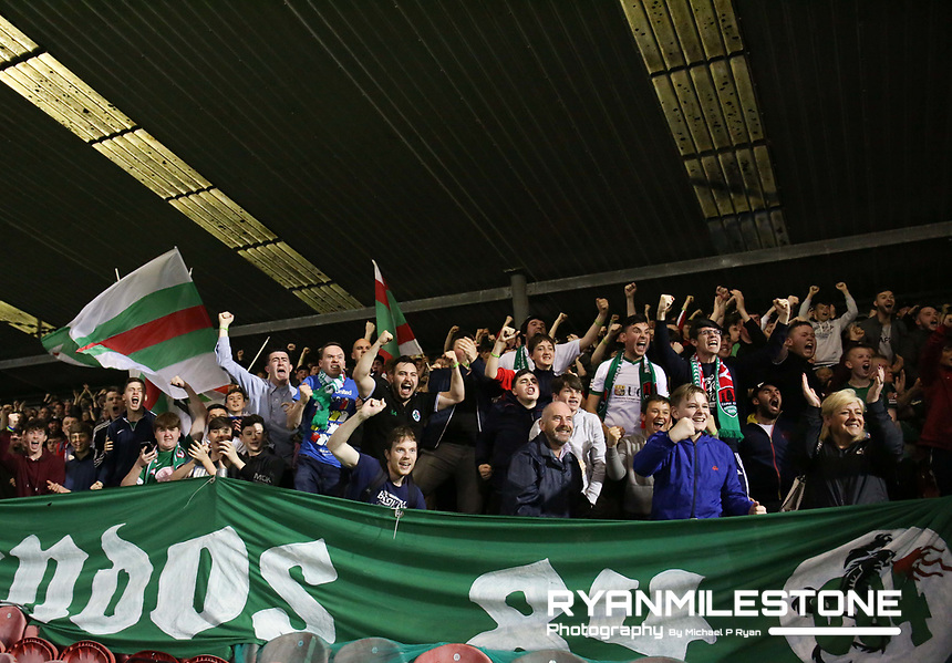 SSE Airtricity League Premier Division<br /> Cork City vs Shamrock Rovers<br /> Friday 26th May 2017<br /> Turners Cross<br /> Cork<br /> Photo Credit: Michael P Ryan