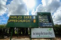 2018 Centenary Agri Mid Senior Hurling Championship Quarter Final Thurles Sarsfields vs Upperchurch/