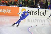 SPEEDSKATING: HEERENVEEN: 11-01-2020, IJsstadion Thialf, European Championship distances, 5000m Men, Sverre Lunde Pedersen (NOR), ©foto Martin de Jong