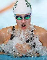 Brearna Crawford during Session 4 of the AON New Zealand Swimming Champs, National Aquatic Centre, Auckland, New Zealand. Wednesday 7 April 2021 Photo: Simon Watts/www.bwmedia.co.nz
