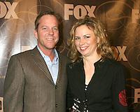 Kiefer Sutherland.Mary Lynn Rajskub.Fox TV TCA Party.Los Angeles, CA.January 17, 2006.©2006 Kathy Hutchins / Hutchins Photo....