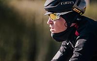 winner of the previous 2 editions: Greg Van Avermaet (BEL/BMC)<br /> <br /> Omloop Het Nieuwsblad 2018<br /> Gent › Meerbeke: 196km (BELGIUM)