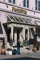 Daenemark, Hotel Phoenix in Kopenhagen