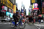 NEWS- Citi bike celebrates one year anniversary in NYC