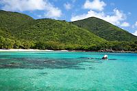 Lameshure Bay<br /> Virgin Islands National Park<br /> St. John<br /> U.S. Virgin Islands