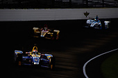 Verizon IndyCar Series<br /> Indianapolis 500 Practice<br /> Indianapolis Motor Speedway, Indianapolis, IN USA<br /> Tuesday 16 May 2017<br /> Alexander Rossi, Andretti Herta Autosport with Curb-Agajanian Honda<br /> World Copyright: Scott R LePage<br /> LAT Images<br /> ref: Digital Image lepage-170516-indy-5911