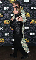"""LOS ANGELES, CA - JANUARY 07: Will Ferrell, David Spade arriving at the Los Angeles Screening Of IFC's """"The Spoils Of Babylon"""" held at the Directors Guild Of America on January 7, 2014 in Los Angeles, California. (Photo by Xavier Collin/Celebrity Monitor)"""