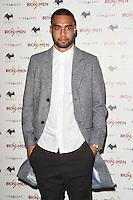 "Winston Reid<br /> arrives for the ""Iron Men"" premiere at the Mile End Genesis cinema, London.<br /> <br /> <br /> ©Ash Knotek  D3236  02/03/2017"