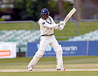 Daniel Bell-Drummond bats for Kent during Kent CCC vs Lancashire CCC, LV Insurance County Championship Group 3 Cricket at The Spitfire Ground on 25th April 2021