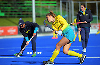 Australia Hockeroos women's training for the Sentinel Homes Trans-Tasman Hockey Series at Massey University in Palmerston North, New Zealand on Wednesday, 26 May 2021. Photo: Dave Lintott / lintottphoto.co.nz