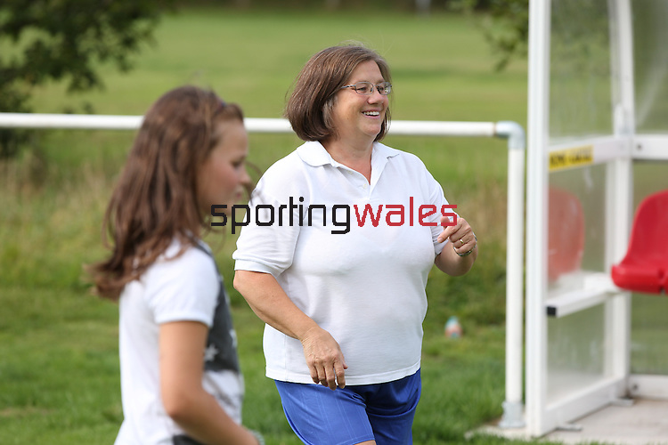 McDonalds Community Football Awards 2014<br /> Bet Gunton<br /> 06.08.14<br /> ©Steve Pope-SPORTINGWALES