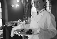 Europe/République Tchèque/Prague: Service au  Restaurant Kampa Park
