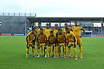 Sri Lanka vs Laos during their AFC Solidarity Cup Malaysia 2016 Group B match at Negeri Stadium on 03 November 2016, in Kuching, Malaysia. Photo by Simon Yap / Lagardere Sports