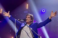 SAO PAULO, SP, 04.09.2019 - SHOW-SP -<br /> O cantor Roberto Carlos apresenta seu show na noite desta quarta-feira. 04, no Espaço das Américas, zona oeste de São Paulo. (Foto: Anderson Lira/Brazil Photo Press/Folhapress)