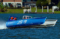 """JS-7 """"Rolling Thunder""""  and JS-9 """"Kentucky Blue""""  (Jersey Speed Skiff(s)"""