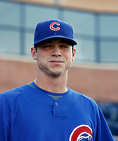 Brooks Raley - AZL Cubs (2009 Arizona League) .Photo by:  Bill Mitchell/Four Seam Images..