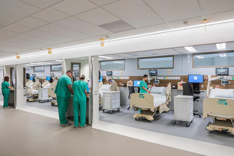 OhioHealth Surgery Modernization<br /> Riverside Methodist Hospital | Design Group