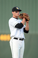 South Bend Silver Hawks third baseman Brandon Drury (3) during a game against the Bowling Green Hot Rods on August 20, 2013 at Stanley Coveleski Stadium in South Bend, Indiana.  Bowling Green defeated South Bend 3-2.  (Mike Janes/Four Seam Images)